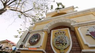 Vote for Vigan City for new7wonders Cities at http://www.n7w.com/en/cities