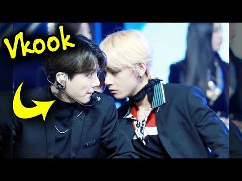 Vkook Sweet Moments 😱