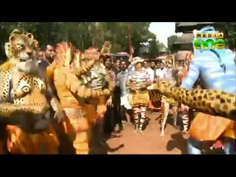 Women participate in  Pulikali creating history