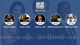 UNDISPUTED Audio Podcast (2.14.18) with Skip Bayless, Shannon Sharpe, Joy Taylor | UNDISPUTED