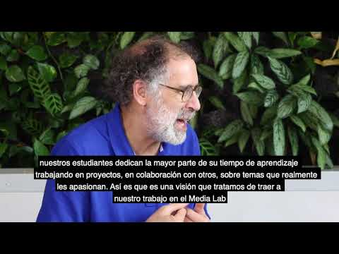 Dr. Mitchel Resnick: Desarrollar las Capacidades Creativas