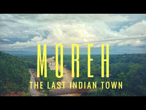 MOREH,THE LAST INDIAN TOWN