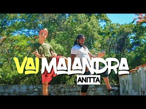 Anitta - Vai malandra & Mc Zaac  Coreografia Thi  Brincando com o bumbum