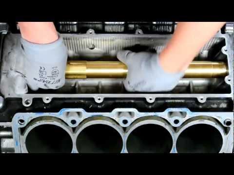Wasserrohr / Kühlwasserrohr / Waterpipe / Cooling Pipe / Replacement / BMW N62 e65 e66 e60 e63