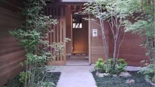 新建築住宅特集2011年9月号「市原の家」堀部安嗣建築設計事務所