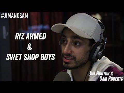 Riz Ahmed & Swet Shop Boys - New Album, Brexit, Donald Trump - Jim Norton & Sam Roberts