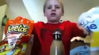 Cheetos V.S. Banana shits