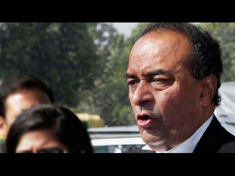 Uttarakhand crisis: AG Mukul Rohtagi, Senior BJP leaders arrive Nainital High Court