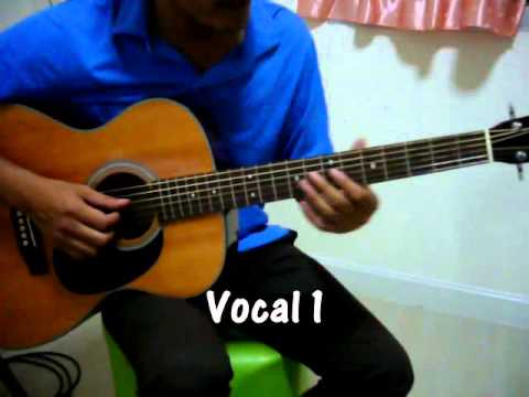 Lover's Moon (Fingerstyle ตอน 1/3) สอนเล่นโดย น้ามด