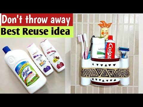 #Best out of waste craft##Best reuse of waste plastic bottles #Best way to recycle plastic bottles