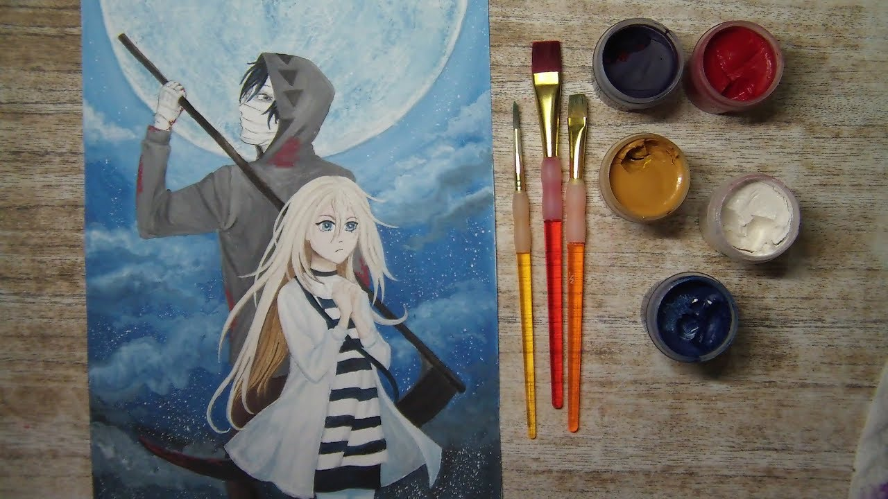 #art #anime Рисунок из аниме