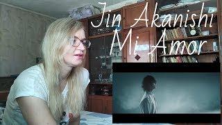 Jin Akanishi 赤西仁 - Mi Amor |MV Reaction|