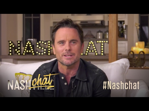 NASHVILLE on CMT | NashChat feat. Charles Esten | Episode 5