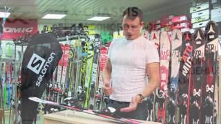 Горные лыжи Salomon X-Drive 7.5 R + LITHIUM 10(Обзор горных лыж Salomon X-Drive 7.5 R + LITHIUM 10. Это отличные универсальные лыжи, которые позволят вам уверенно осваив..., 2016-08-31T16:14:34.000Z)