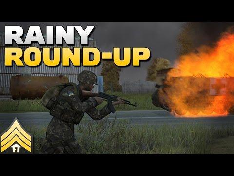 Rainy Round-Up - Arma 3 Medical Evacuation