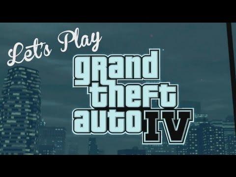 Let's Play: GTA IV - Destruction Derby