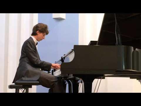 Н.Метнер - Сказка Op.20 №1. Ростислав Кузьмин.