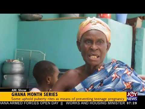 Ghana Month Series - AM Show on JoyNews (8-3-18)