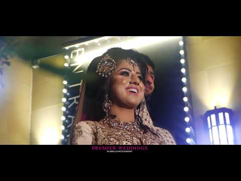 Zohail & Alia Wedding Highlights, 6th March 2017 - Premier Weddings