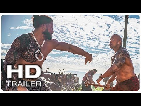 FAST AND FURIOUS 9 Roman Reigns Vs The Rock Fight Trailer NEW 2019 Dwayne Johnson Action Movie