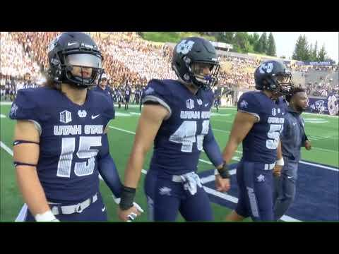 Utah State Football vs. Idaho State 2017