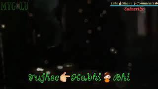 Tu Bewafa Hai Jo Me Jaan Jaata Aamir Khan Sad Status
