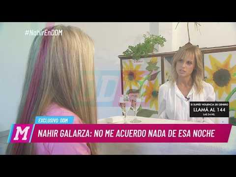 Nahir Galarza desde la cárcel habló de las primeras horas tras haber matado a Fernando Pastorizzo