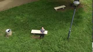 ZEROTECHドローン DOBBY バードビュー撮影動画サンプル