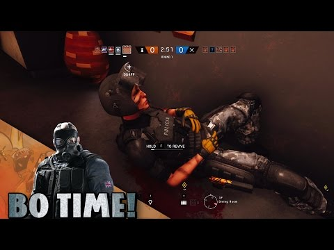 """Rainbow Six Siege - """"I Want To Be Your Friend!"""""""
