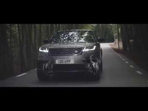 The New Range Rover Velar  - Performance