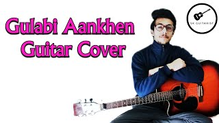 Gulabi aankhen(latest version 2018)| guitar cover | Sagar Khadka (SK Guitarist) & Bavneet singh