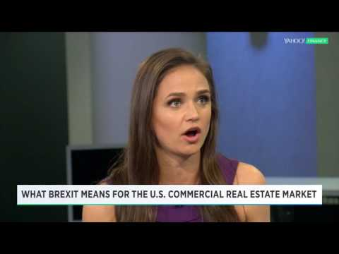 How Brexit could be a boon for America's commercial real estate market