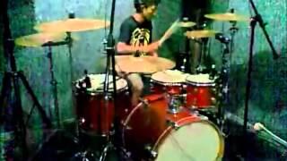 J-Rock - Lepaskan Diriku Drum Cover by Aldike Diara