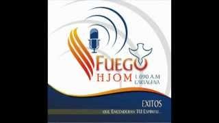 (IDENTIFICACION) FUEGO AM 1090 KHZ,  H J O M - CARTAGENA
