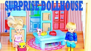 Surprise Dollhouse Kidkraft Barbie Chelsea Clubhouse Fashems Mlp Lps Shopkins Candy Kinder Eggs