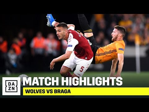 HIGHLIGHTS | Wolverhampton vs. Braga