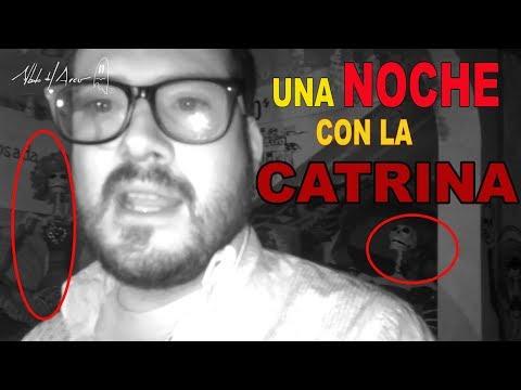 UNA NOCHE CON LA CATRINA - ALBERTO DEL ARCO
