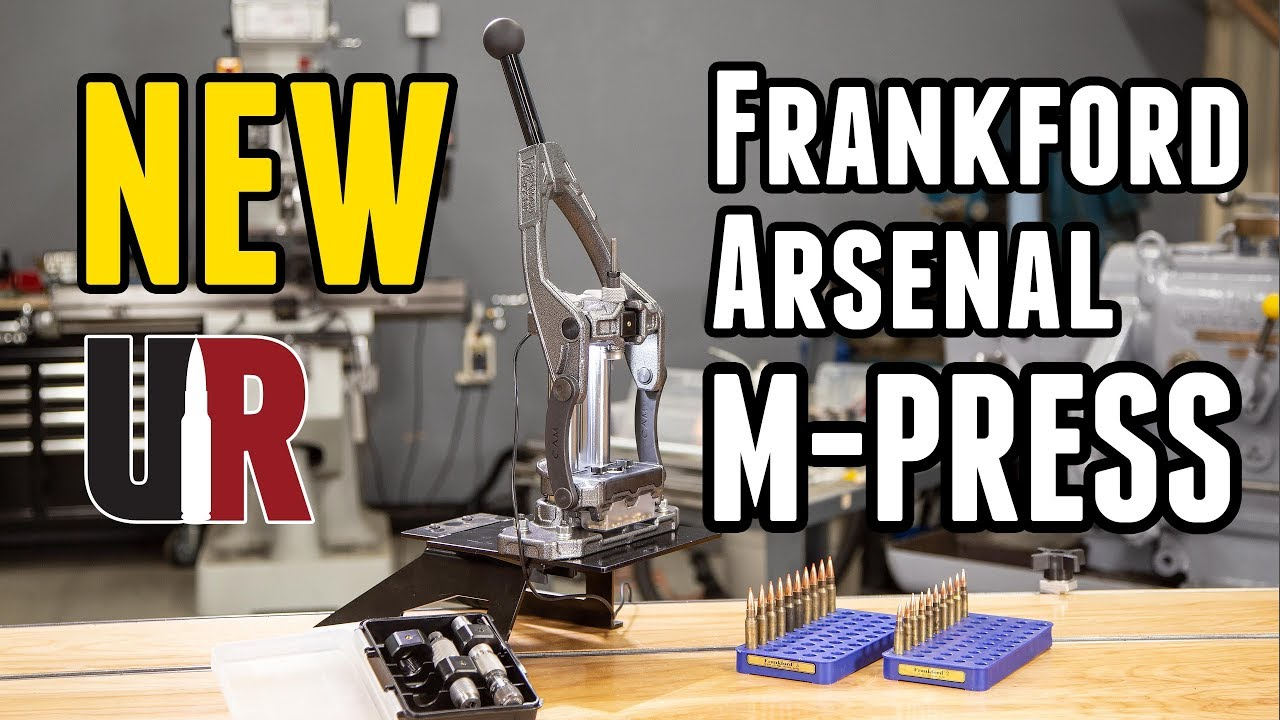 Which press for precision reloading? | Firearms Talk - The