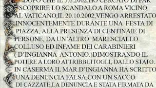 BARI Cavaliere Gaetano LIVIO CRISTOFANO HA FATTO ARCHIVIARE UN OMICIDIO DAL GIUDICE DI PACE wmv