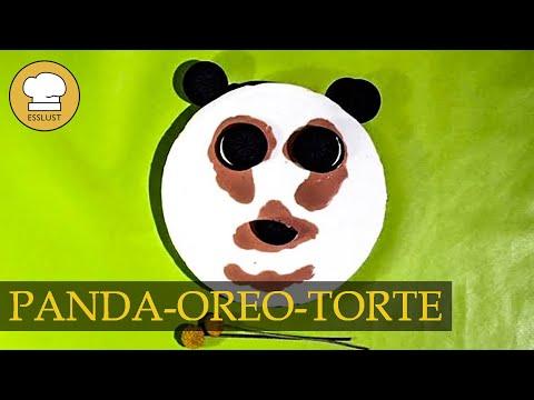 panda oreo torte ohne backen youtube. Black Bedroom Furniture Sets. Home Design Ideas
