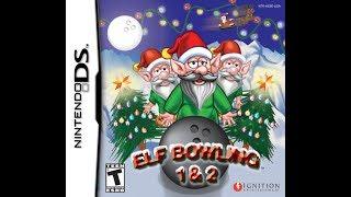 Elf Bowling 1 & 2 (Nintendo DS)
