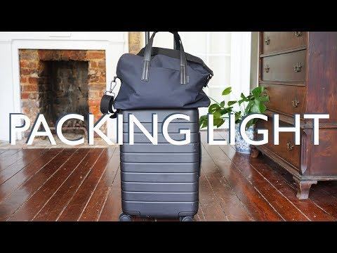 8 Days In A Carry-On | What I Packed For Maine