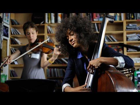 NPR Music Tiny Desk Concert: Esperanza Spalding