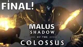 [FİNAL] SHADOW OF THE COLOSSUS:TRAJİK SON