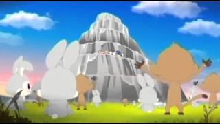 Юху и его друзья   мультики для детей, Синегривый Лев, 6 серия