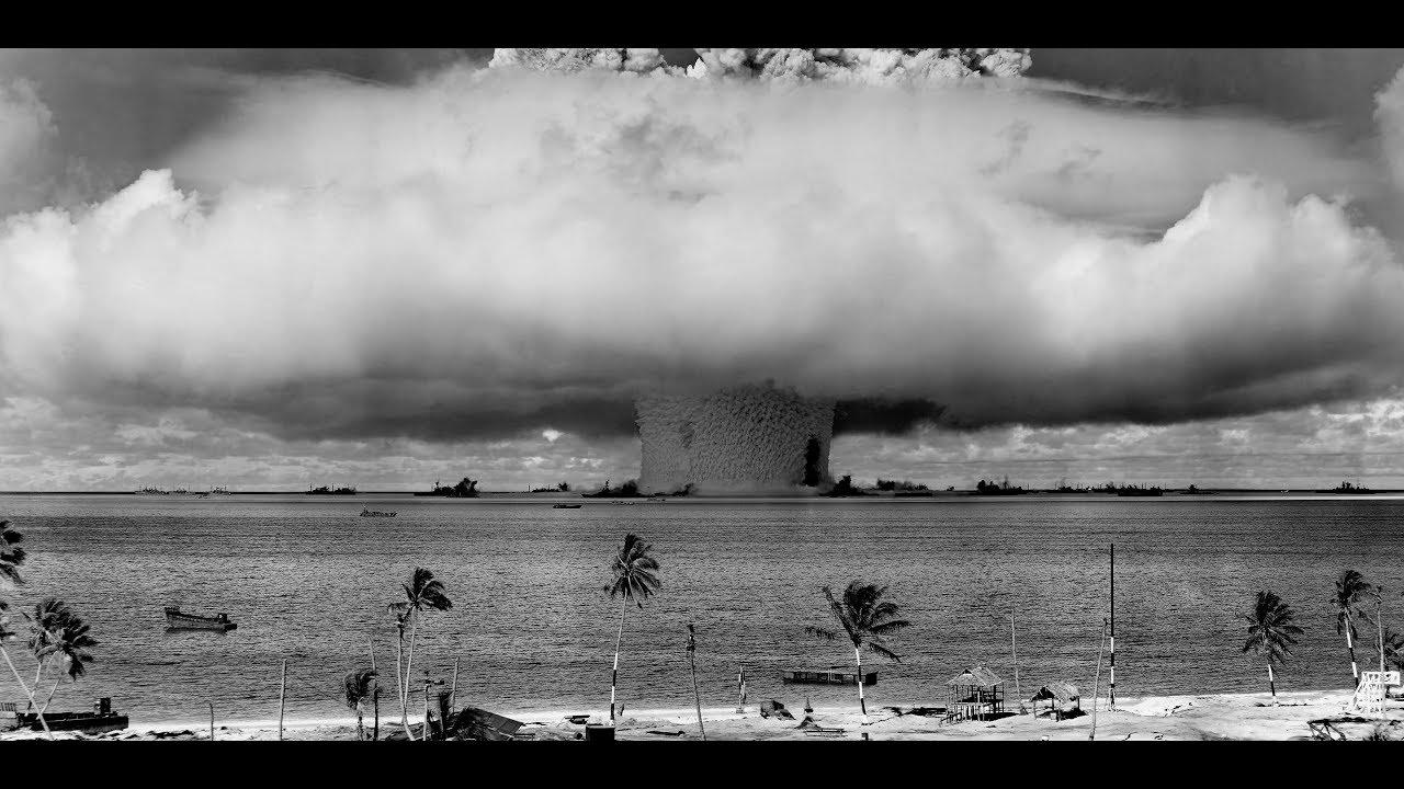 history of atomic bomb