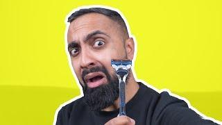 Shaving my BEARD? Ask Saf v15