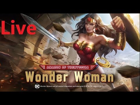 🔴ROV[Live] Garena Realm of Valor EP.97 Wonder Woman เดี๋ยวคุ
