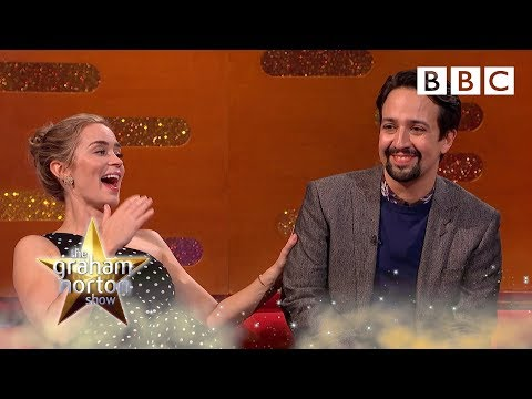How Hamilton's Lin-Manuel Miranda tried to escape summer camp… - BBC