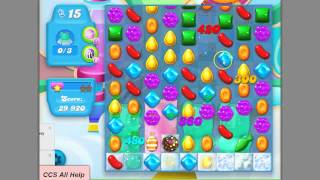 How to pass Candy Crush SODA SAGA level 294